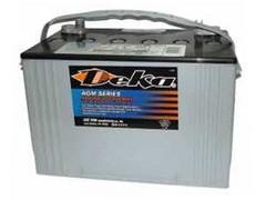 Deka 8A22NF аккумулятор гелевый, полярность обратная, 55 А·ч