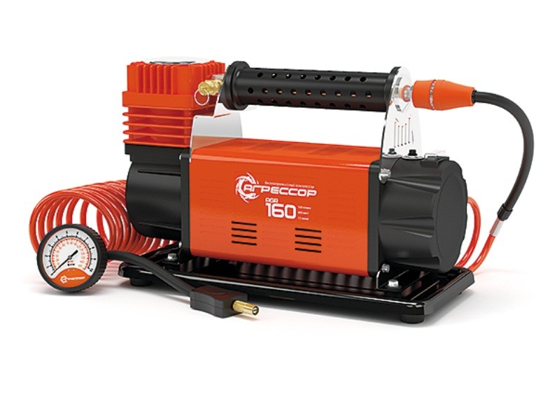 Агрессор компрессор 160 л/мин