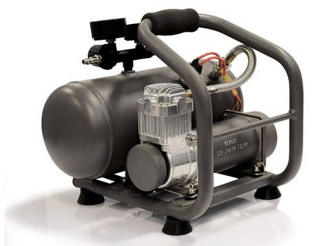 Беркут пневмосистема с ресивером SA06, 72 л/мин, 6 л