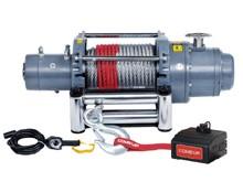 ComeUp DV-12 электрическая лебедка 12V 5.4т (стальной трос)