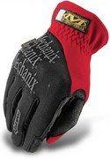 MFF-02-010 перчатки Fast Fit Gl.Red LG