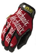 MG-02-010 перчатки Orig.Gl.Red LG