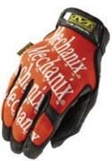MG-09-010 перчатки Orig.Gl.Orange LG