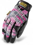 MG-72-520 перчатки Womens Orig.Gl. Pink Camo MD