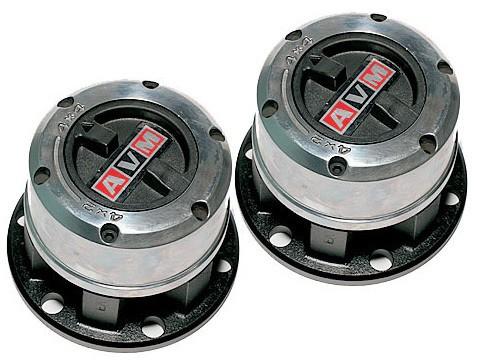AVM-443 хабы колесные на Mitsubishi L200 (Triton), Pajero, Montero (1991- ), Delica, Shogun (1988- )