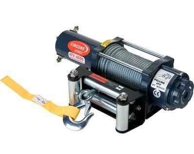 Kingone лебедка электрическая ATV-4000