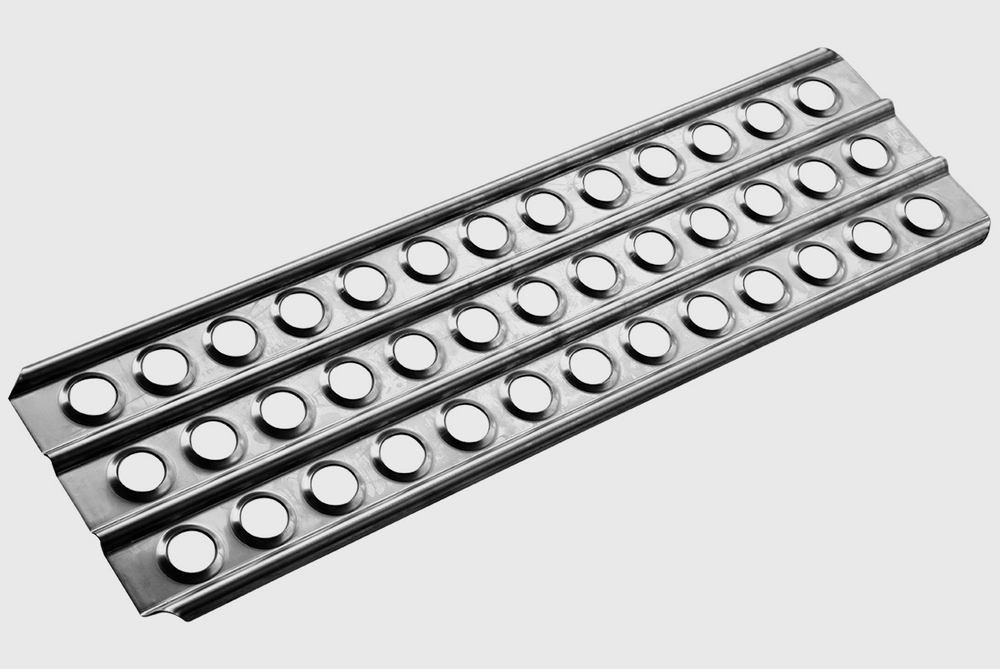 РИФ 120-01 сенд-трак 120x44 см алюминиевый