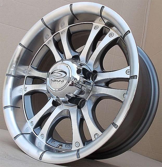 Sakura Wheels R268