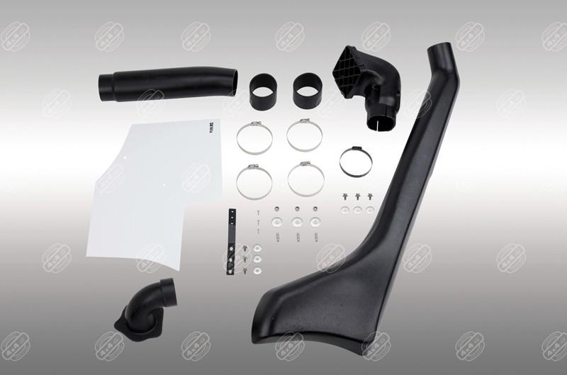 Шноркель SNY61B для Nissan Patrol/Safari Y61 (04/2000 -12/2002/дизель TD42-T 4.2л-I6/дизель ZD30DDTI 3.0л-I4)