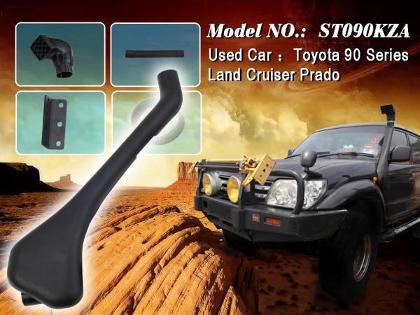 Шноркель ST090KZA для  Toyota Land Cruiser Prado 90 (дизельный) (дизель 1KZ-TE 3.0л-I4)