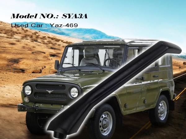 Шноркель SYA3A для УАЗ-0469, Hunter объем двигателя 2.7л
