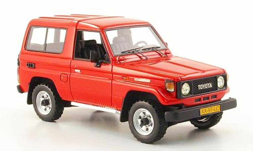 Tough Dog усиленная подвеска на Toyota Bundera (Land Cruiser 70 серии)