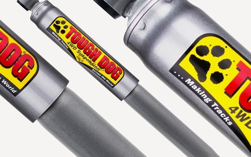 BD1192TB — задние газовые амортизаторы Ø35 мм