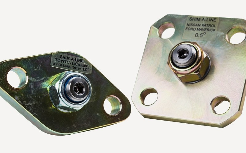 NAK-001 — палец для регулировки развала колёс на 1.0 градус