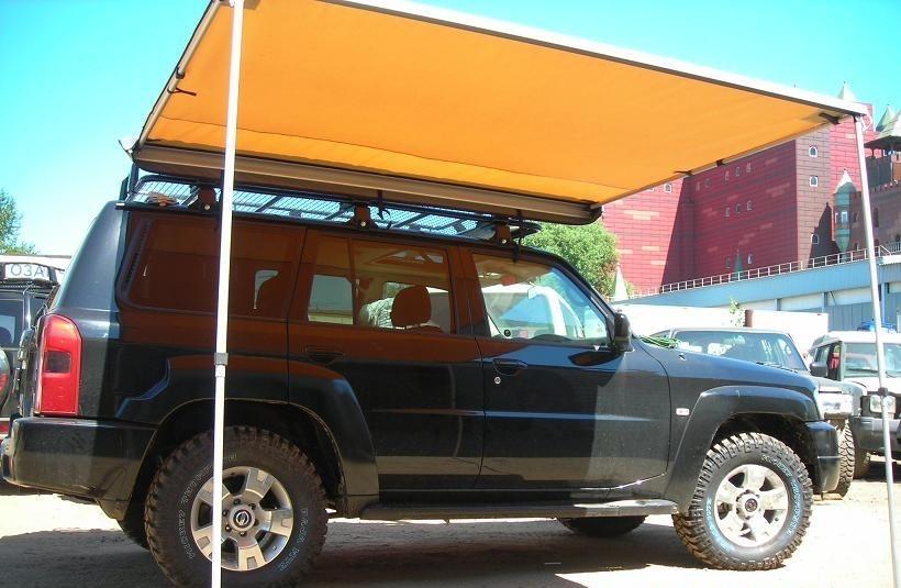 Wincar маркиза (тент автомобильный) рулонная 2,5х2.5 м