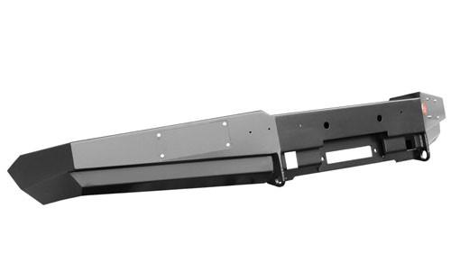 OJeep 02.005.01 передний силовой бампер с площадкой лебёдки на Газель/Соболь 4х4 (Бампер)