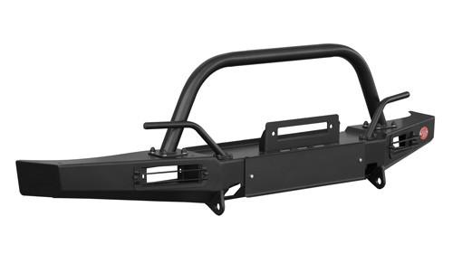Ojeep 02.213.03 передний силовой бампер с площадкой лебёдки на УАЗ «Буханка»