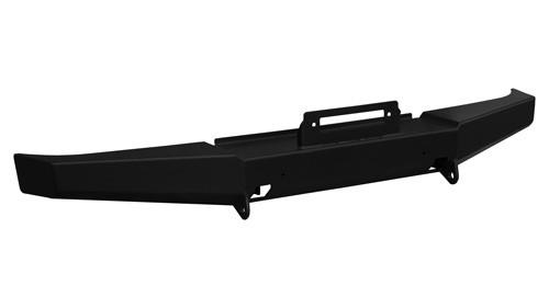 Ojeep 02.220.51 передний силовой бампер с площадкой лебёдки на УАЗ «Буханка»