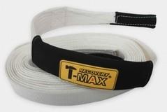 T-Max стропа буксирная динамическая, 6см х 9м, 8т