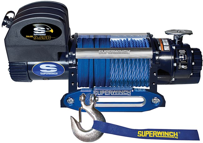Superwinch лебедка автомобильная TALON 9.5SR, 4.3 т