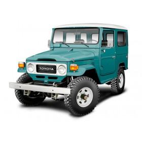Tough Dog усиленная подвеска на Toyota Land Cruiser 40, 42 серии