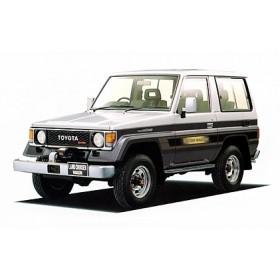 Tough Dog усиленная подвеска на Toyota Land Cruiser 75, 77 серии