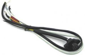 Разъем пульта 6-контактный DS-9.5 12V