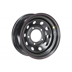 Диск усиленный Land Rover стальной черный 5x165.1 7xR16 d125 ET0