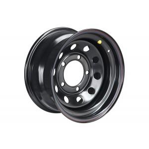 Диск усиленный Land Rover стальной черный 5x165.1 8xR16 d125 ET-10