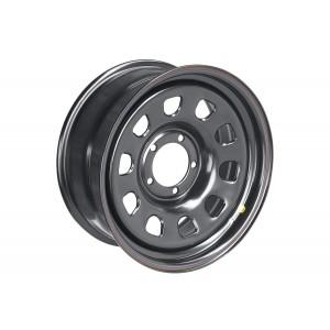 Диск усиленный Dodge Ram 1500, ГАЗ Соболь, УАЗ стальной черный 5x139,7 8xR18 d110 ET+15