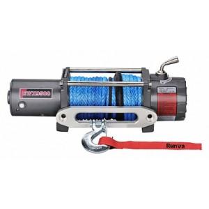 Runva EWX9500SR электрическая лебедка 12V 4350 кг (кевлар)