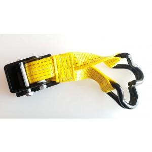 Крюк для подъёма за колесо жёлтый