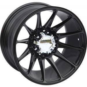 Диск Toyota / Nissan литой черный 6x139,7 8,5xR16 d110 ET-15