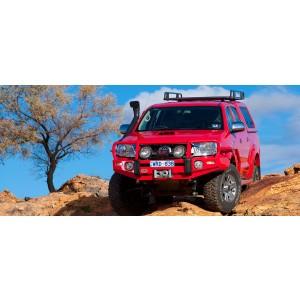 ARB 3414400 силовой передний бампер Deluxe на Toyota Hilux (2005-2011)