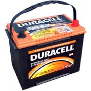 Duracell AGM47 аккумулятор гелевый, полярность обратная, 60 А·ч