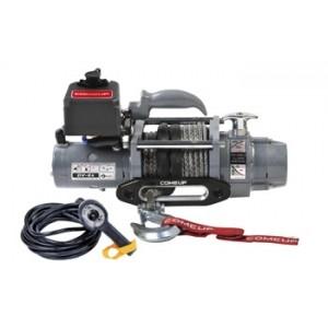 ComeUp DV-6s электрическая лебедка, 2.7т (кевларовый трос)