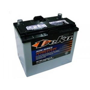 Deka 8AMU1R аккумулятор гелевый, полярность обратная, 32 А·ч