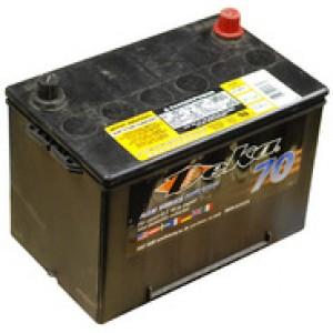 Deka 9A34 аккумулятор гелевый, полярность прямая, 75 А·ч