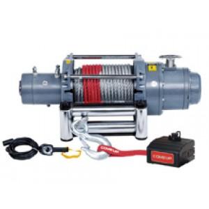 ComeUp DV-15 электрическая лебедка 24V 6.8т (стальной трос)