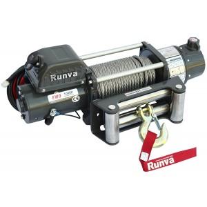 Runva EWD10000U электрическая двухскоростная лебёдка 12V 4500 кг