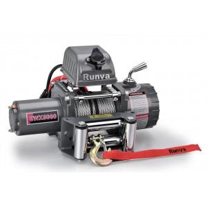 Runva EWX5000S электрическая лебедка 12V 2268 кг
