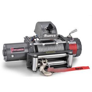 Runva EWX9500S лебёдка электрическая 12V  9500 lbs 4350 кг