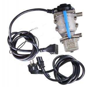 Северс+ электрический предпусковой подогреватель с циркуляционным насосом и бамперным разъемом 2 кВт