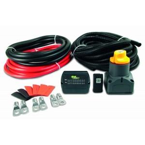 Ironman DB002 комплект для установки второй АКБ 270А
