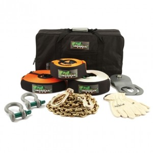 Ironman IRECKIT001 набор аксессуаров для лебедки