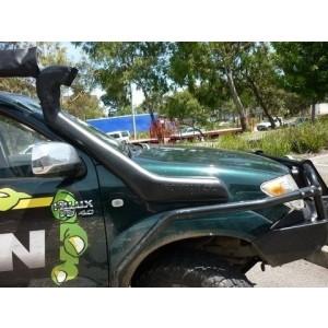 Ironman ISNORKEL001 шноркель Toyota Hilux Vigo 2005 3L Diesel/4L Petrol