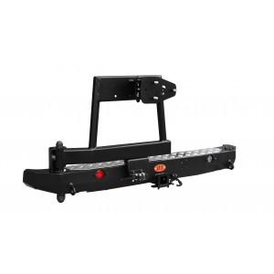 OJeep 03.105.03 задний силовой бампер на ВАЗ 2121, 2131 (Нива/Lada 4х4)