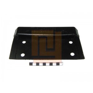 Полиуретан 33-00-016 накладка защитная на крепление опоры экспедиционной корзины (багажника)