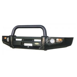 Powerful передний силовой бампер на Toyota FJ Cruiser (2006- )