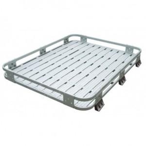 Powerful алюминиевый универсальный багажник на крышу 160x120 см